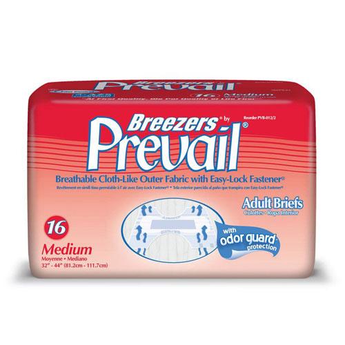 Prevail® Breezers™ Adult Briefs