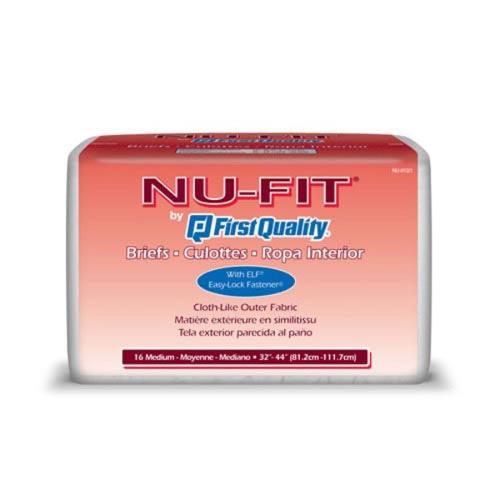 Prevail® Nu-Fit™ Adult Briefs