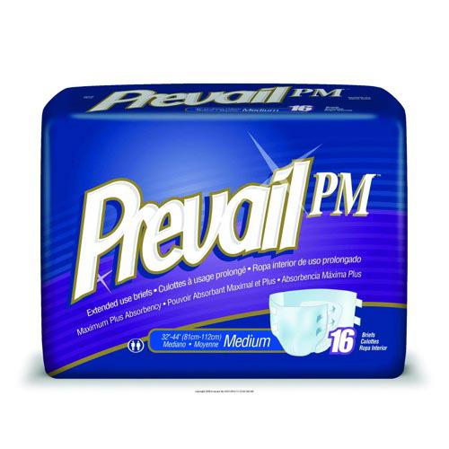 Prevail® PM Adult Briefs
