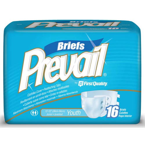 Prevail® Youth Briefs