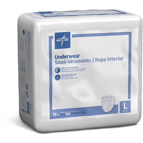 Protection Plus Classic Underwear