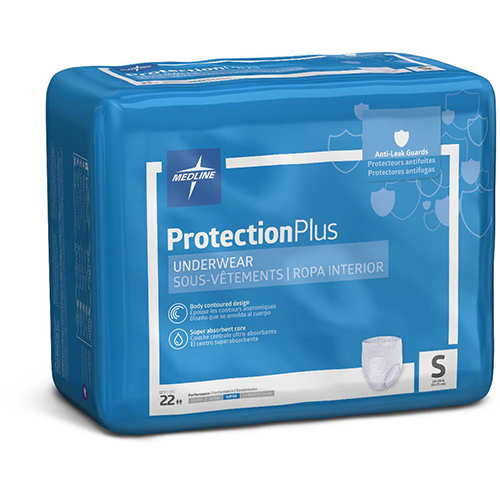 Protection Plus Disposable Underwear