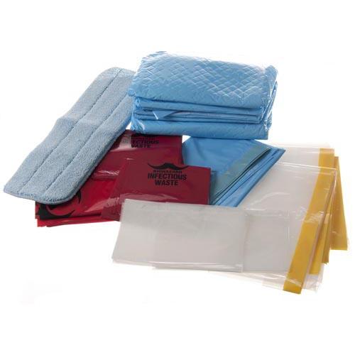 O.R. Clean-up Kits
