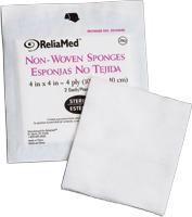 ReliaMed® Non-Woven Gauze Sponges