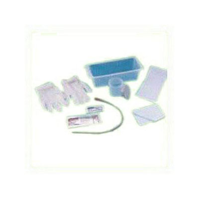 Plastic Urethral Catheter Procedure Tray