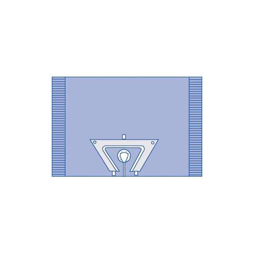 Shoulder Drape Pack w/ Pouch - DYNJP8401