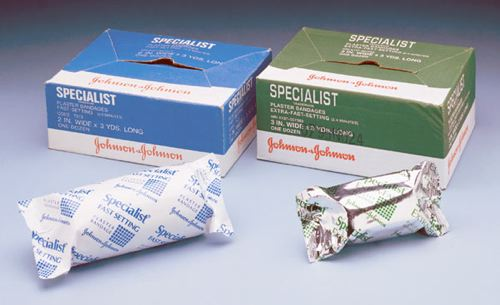 Specialist® Extra-Fast Plaster Bandage