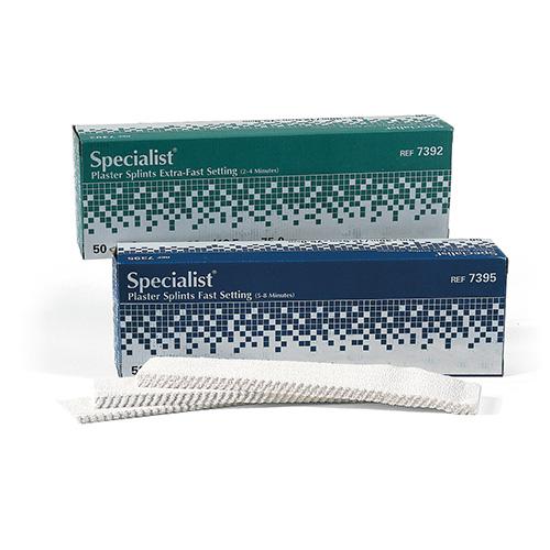 Specialist® Extra-Fast Plaster Splint