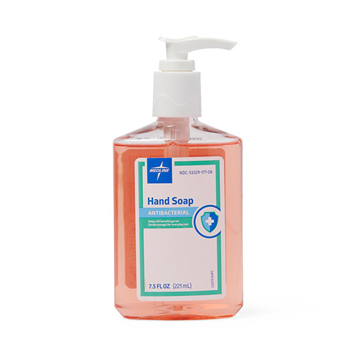 Protection Plus Antimicrobial Soap