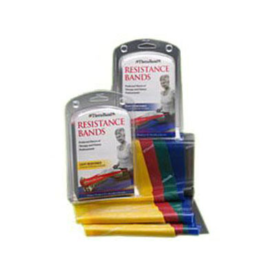 Theraband Exercise Band Pack