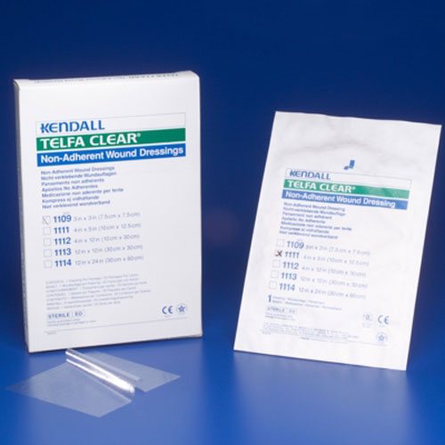 Telfa Clear Wound Dressings Healthcare Supply Pros