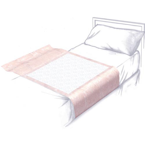TENA® SecureTuck Underpads