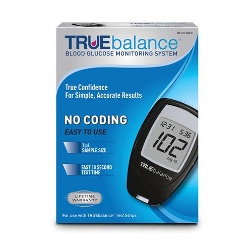 True™ Blood Glucose Monitoring System