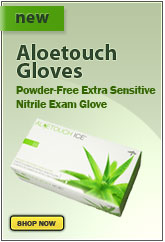 Aloetouch Exam Gloves